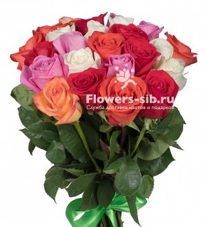 BOUQUET OF 27 ROSES